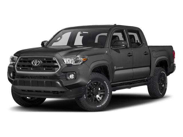 2017 toyota tacoma sr5 double cab 6 39 bed v6 4x4 at grants pass or serving medford ashland. Black Bedroom Furniture Sets. Home Design Ideas