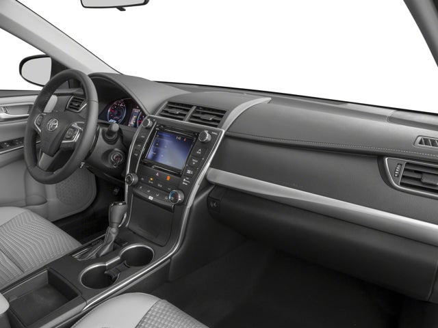 2017 toyota camry se grants pass or serving medford - Toyota corolla 2017 interior colors ...