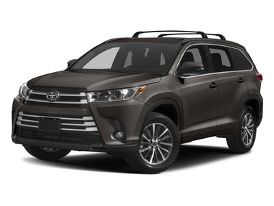 2017 Toyota Highlander Xle In Grants P Or