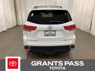 2017 Toyota Highlander Limited In Grants P Or